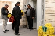 آغاز فاز دوم توزیع 30 هزار جعبه های ایمن در مراکز بهداشت در اصفهان