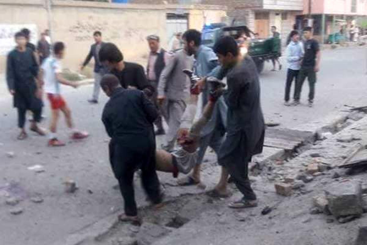 انفجار در پایتخت افغانستان/ ۶ نفر زخمی شدند