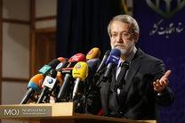 لاریجانی اقدام تروریستی پاکستان را محکوم کرد