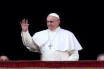 علاقه پاپ فرانسیس برای سفر به عراق