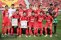 تبریک اینفانتینو به باشگاه پرسپولیس