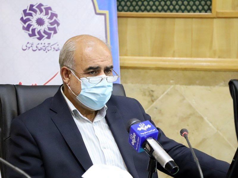 ساخت کتابخانه مرکزی کرمانشاه نباید طولانی میشد