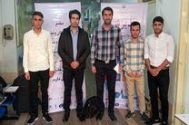 حضور وزیر آموزش و پرورش در اختتامیه مسابقات کشوری علمی و کاربردی