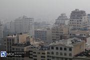 کیفیت هوای تهران ۲۶ دی ۹۸ ناسالم است/ شاخص کیفیت هوا به ۱۱۱ رسید