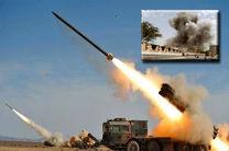 حمله موشکی تلافی جویانه انقلابیون یمن به مقر مزدوران سعودی