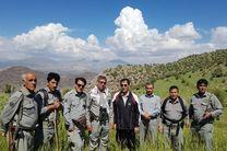 معاون اقتصادی استاندار لرستان از منطقه حفاظت شده سفیدکوه خرمآباد دیدن کرد