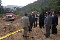 تیم کارشناسی در حال بررسی علت حادثه سیل علیآبادکتول است