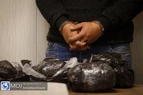 کشف بیشاز ۲ تن انواع مواد مخدر در سراوان