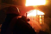 آتش سوزی بازار تبریز اطفا شد/30 نفر مصدوم شدند