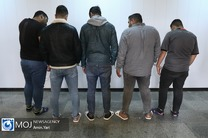 دستگیری 14 خرده فروش مواد مخدر در شهرستان برخوار