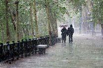 کم بارش ترین استان ها کدامند