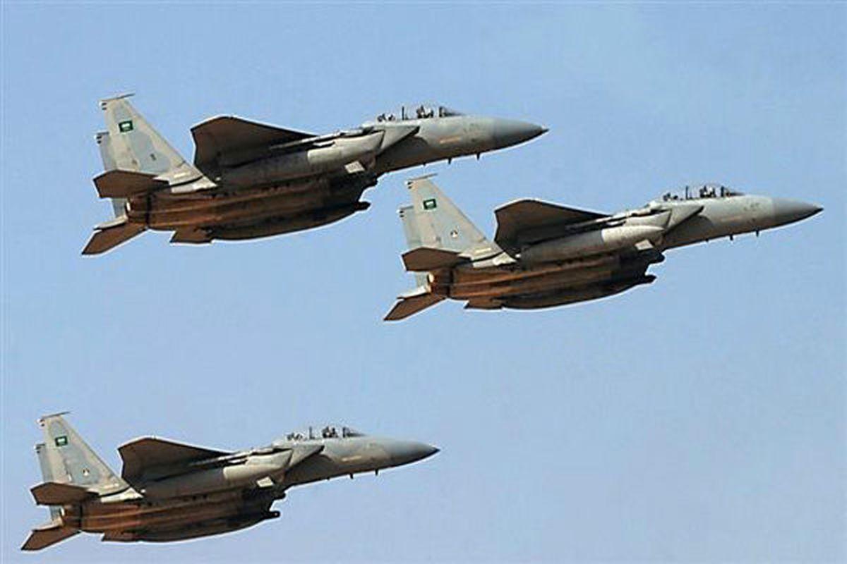 حمله جنگندههای ائتلاف سعودی به فرودگاه بینالمللی صنعا