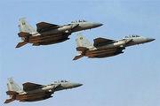 حمله جنگندههای ائتلاف سعودی به فرودگاه صنعا