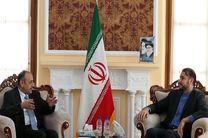 سفیر قطر در تهران با امیرعبداللهیان دیدار کرد