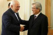 نماینده دبیر کل سازمان ملل متحد با ظریف دیدار کرد