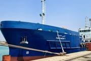 کشتی پشتیبان ماهیگیری پارس صدف یک به زودی آباندازی میشود