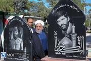 تجدید میثاق رییس جمهوری و اعضای دولت با آرمان های امام راحل و شهیدان