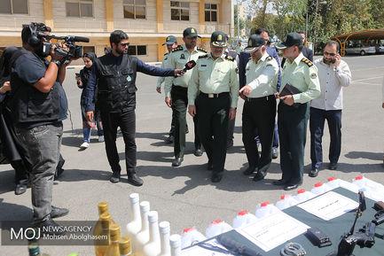 سومین مرحله اجرای طرح ارتقای امنیت و آرامش