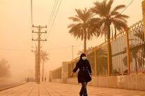 اعلام وضعیت بنفش شاخص کیفیت هوا در بندرخمیر