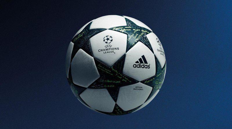 توپ جدید لیگ قهرمانان اروپا رونمایی شد