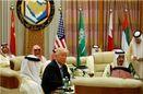 سیاست های ضد ایرانی  آمریکا - شورای همکاری خلیج فارس