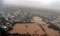 سیل در ایالت «گجرات» هند 218 کشته برجای گذاشت