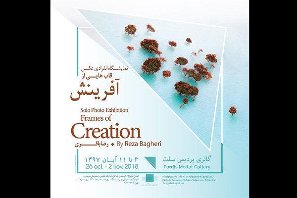 نمایشگاه عکس قابهایی از آفرینش در گالری پردیس ملت افتتاح میشود