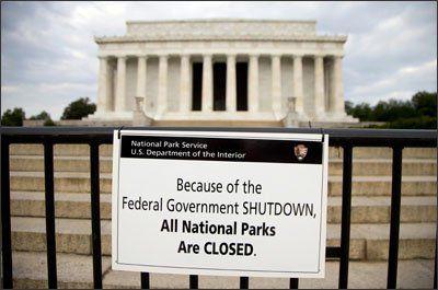 تعطیلی دولت آمریکا، اقتصاد این کشور را به خطر خواهد انداخت