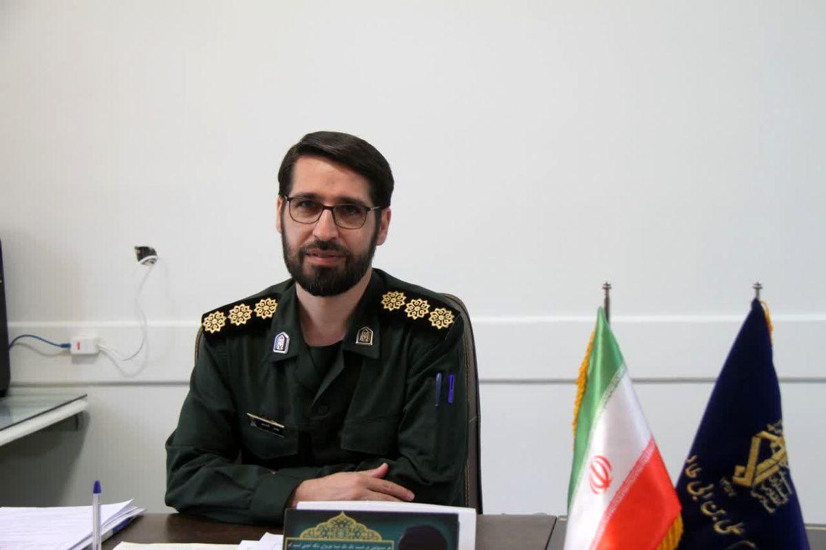 مقابله با تهدیدات انقلاب اسلامی نخستین ماموریت سپاه است