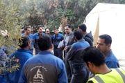 اعزام سومین گروه تیم های کارشناسی و عملیاتی شرکت آبفا استان اصفهان به مناطق زلزله زده غرب کشور