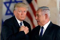 واکنش ترامپ به اختلافات میان نتانیاهو و لیبرمن