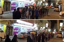 تظاهرات مردم بحرین در محکومیت حکم اعدام علیه معارضان