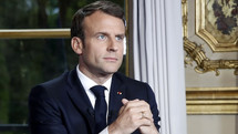 France President announced creation of French Space Force