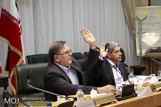 تابش و حضرتی عضو ناظر مجلس در شورای پول و اعتبار شدند