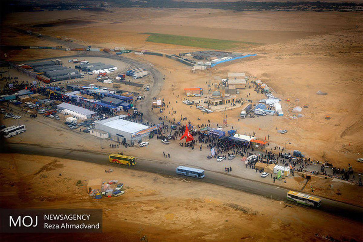 ارسال تجهیزات موکبها از مرز مهران/ فراهم شدن بازگشت زمینی زائران اربعین