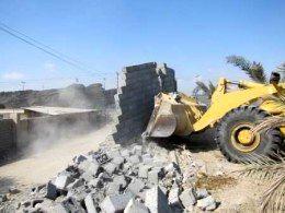 رفع تصرف بیش از 38 هکتار از اراضی ملی هرمزگان در حاجی آباد