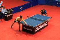 اعلام آمادگی اصفهان برای میزبانی جهانیترین رویداد تنیس روی میز