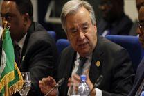 دبیر کل سازمان ملل خواستار آتش بس فوری در لیبی شد