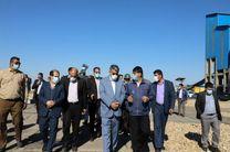 بازدید اعضای ستاد اقتصاد مقاومتی استان یزد از معادن شهرستان بافق
