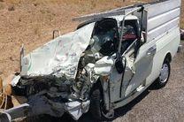 چهار کشته سه و زخمی بر اثر تصادف در محور نورآباد به قائمیه