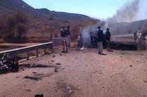 جنگنده های سعودی خودروی حامل مسافران را در منطقه آل عما در استان صعده هدف قرار دادند