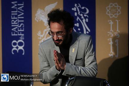 نشست خبری فیلم «پوست» به کارگردانی برادران ارک - بهمن ارک