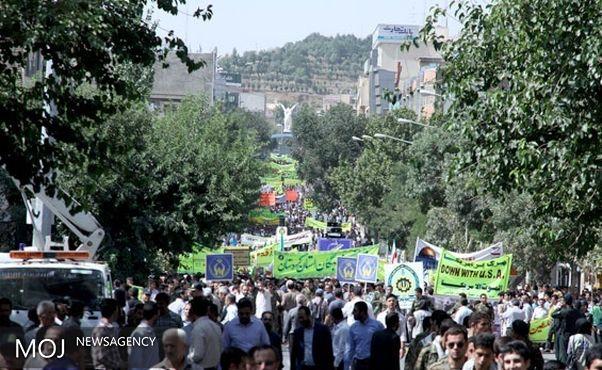 مسیرهای راهپیمایی روز جهانی قدس در کردستان مشخص شد
