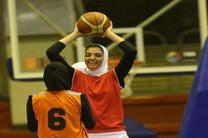 بسکتبالیست بلند قامت کامیارانی راهی رقابت های بسکتبال دختران نوجوانان آسیا شد