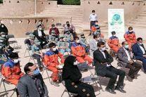 محیط یاران دانش آموزی بعنوان سفیران محیط زیست متعهد شدند