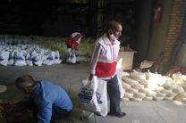 توزیع ۸۰۰ بسته سبد غذایی به ارزش بیش ازسه میلیارد ریال