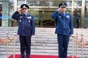 امیر شاهصفی به رئیس جدید ستاد کل نیروهای مسلح تبریک گفت