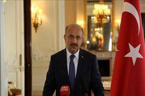 کشته شدن ۲۵ غیرنظامی در حملات ترکیه در الباب