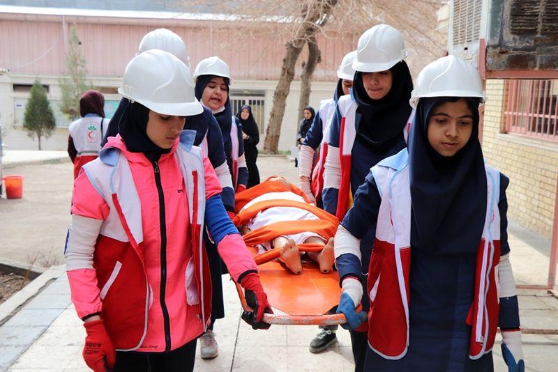برگزاری هفتمین المپیاد آماده با حضوربیش از 800  دانش آموز دادرس در اصفهان