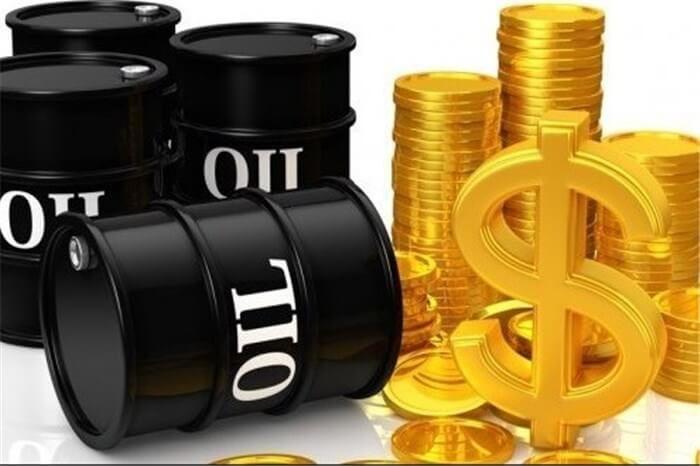 کاهش ۴ درصدی قیمت نفت در بازار جهانی